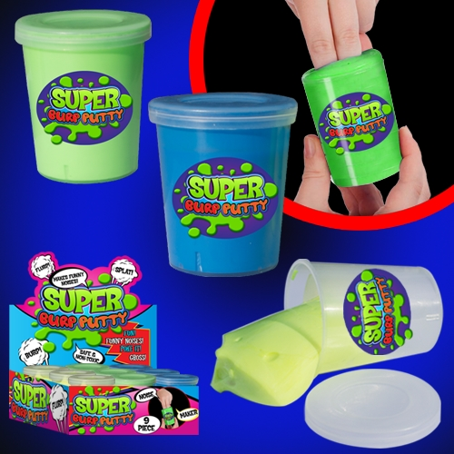 SUPER BURP PUTTY