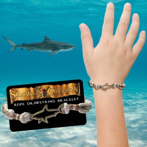 SHARKS OF THE CARIBBEAN BRACELET