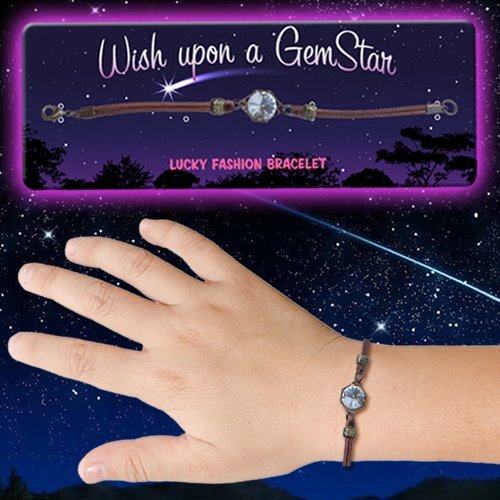 GEMSTAR WISH BRACELET