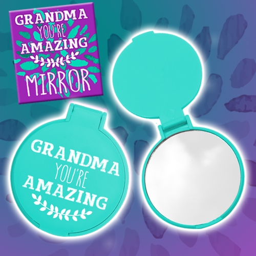 GRANDMA YOU ARE AMAZING MIRROR