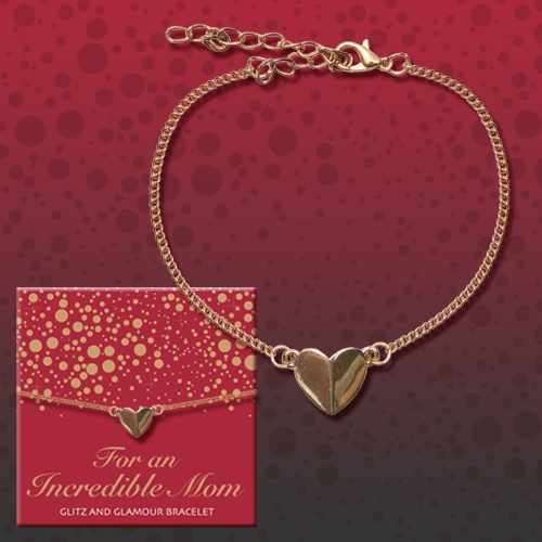 INCREDIBLE MOM GOLD BRACELET