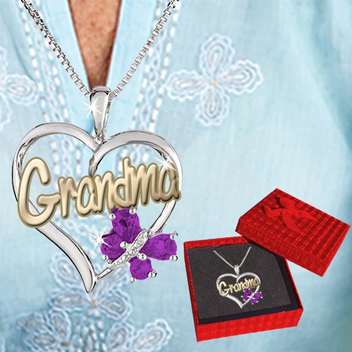 GRANDMA NECKLACE