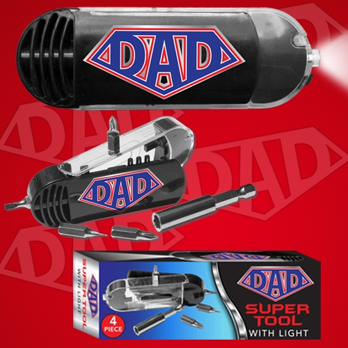 SUPER DAD TOOL SET